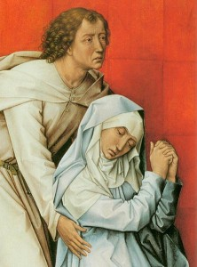 2-1Rogier_van_der_Weyden_-_Crucifixion_Diptych_(detail_of_the_left_panel)_-_WGA25678