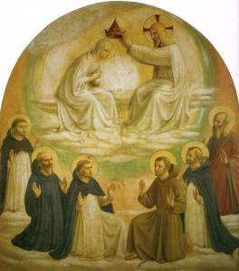 Angelico-incoronazione