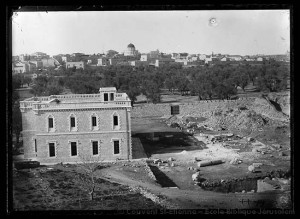 Fouilles de la Basilique eudocienne de Saint-Étienne (V° siècle), Jérusalem06687-504
