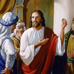 Jesus et les scribes