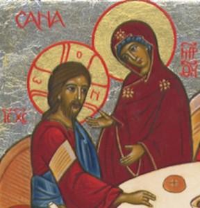 Marie à Jésus