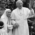 Mere Teresa et JP II