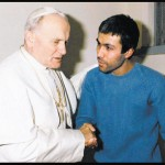 POPE JOHN PAUL II MEHMET ALI AGCA