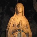 Notre-Dame de Lourdes(détail)