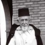 P. Lagrange au Caire (détail)