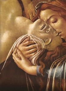 Pieta Botticelli