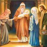 Presentation de Jésus