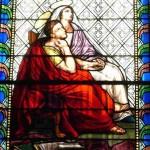 Saint Augustin et Ste Monique