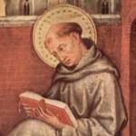 Saint Dominique (détail) Gentile da Fabriano