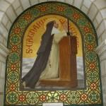 Ste Catherine de Sienne. Jérusalem