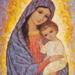 Ste Marie, mère de Dieu-