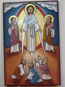 Transfiguration-