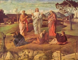 Transfiguration Bellini
