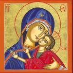 Vierge à l'enfant2a