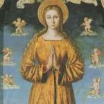 Vierge Immaculée