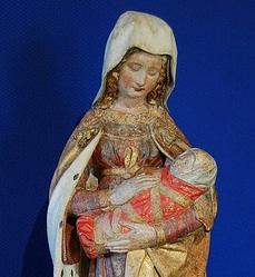 Vierge d'Autun-