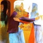 Visitation Arcabas-