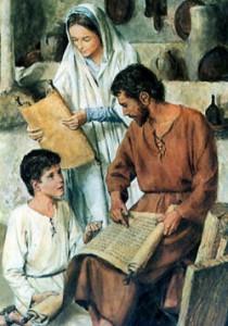 jesus marie joseph