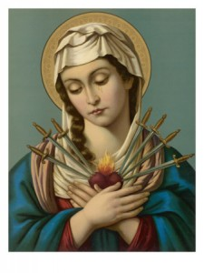 our-lady-of-the-seven-sorrows, prays for us