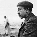 Jean Guitton à Jérusalem, 1936.