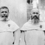 Raphaël Savignac et Antonin Jaussen décorés de la Légion d'Honneur, 1920 (collection École biblique et archéologique française de Jérusalem)