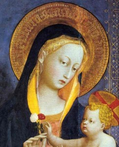Vierge Fra Angelico