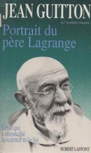 Portrait du père Lagrange