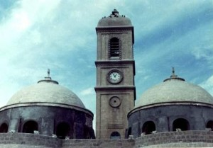 Latin_Church,_Mosul_1980s-1