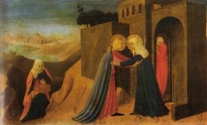 Visitation-Angelico