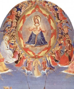 Christ en gloire_Fra Angelico