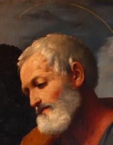 Saint Joseph (détail)-