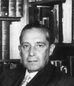Xavier Zubiri (1898-1983), philosophe espagnol