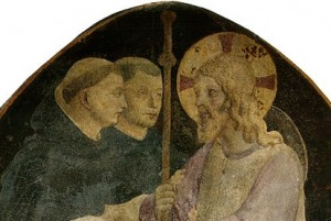 Angelico_Cristo pellegrino
