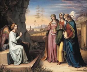 Résurrection_saintes femmes_Cornelius