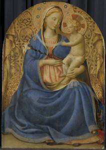 Vierge à l'Enfant Fra Angelico