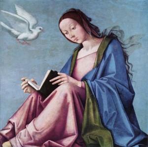 La Lecture de Marie-XVIe-Lorenzo_Costa
