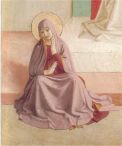 Marie au pied de la croix.Fra Angelico_vers_1441._Detail._jpeg