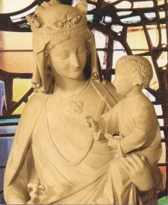 Notre-Dame de Salut Assomption et ses oeuvres