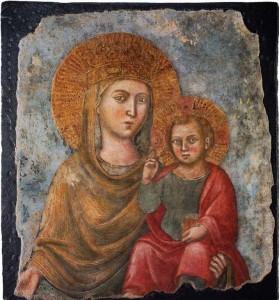 Notre-Dame de la route, Gesù, Rome.