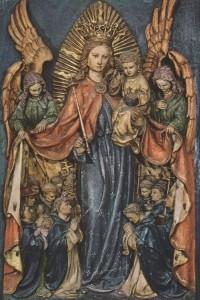 Notre-Dame des Prêcheurs, Ste-Sabine, Rome A. Schmidt (1913).