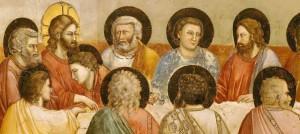 Cène de Giotto détail