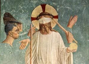 Le couronnement d'épines-fra angelico