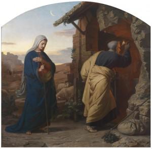 Arrivée à Bethléem