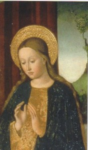 Vierge Marie-Brea