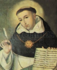 Saint Thomas d'Aquin--