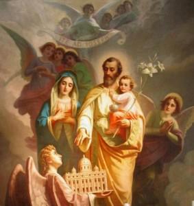 Saint Joseph, patron de l'Église universelle