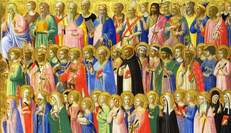 Prédelle de Fra Angelico Couvent Saint-Marc, Florence