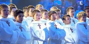 Chorale des Petits Chanteurs à la Croix de bois
