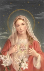 Immaculate Heart Mary