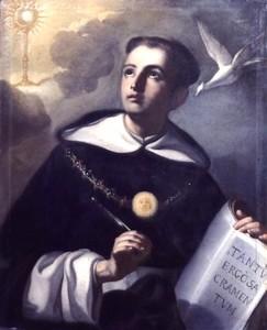 S. Tommaso d'Aquino da Paolo di Majo (1709-1784)